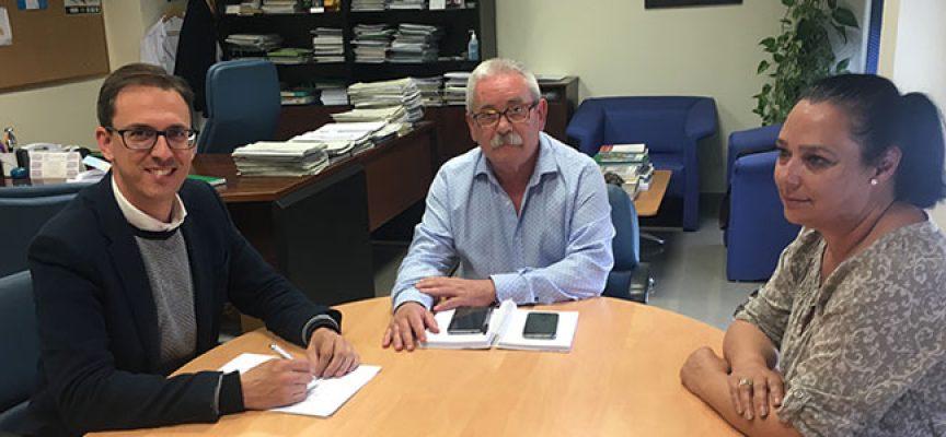 El alcalde de Pozoblanco lanza un mensaje de tranquilidad sobre el hospital tras reunirse con responsables del SAS y sindicatos