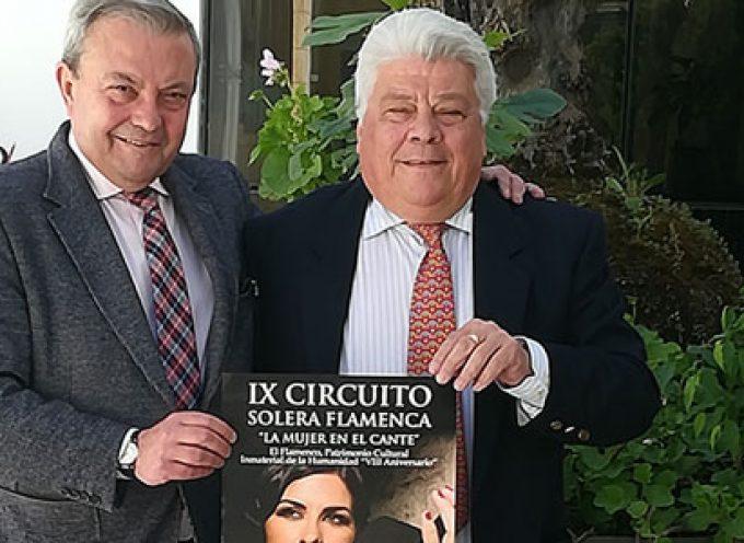 La Junta presenta el ciclo 'Solera Flamenca: la mujer en el cante' que también llegará a Pozoblanco