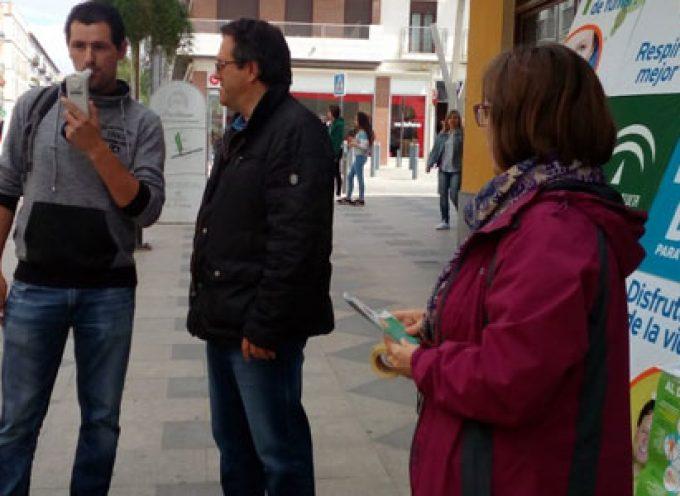El Área Sanitaria Norte de Córdoba conmemora el Día Mundial sin Tabaco y la Semana Sin Humo