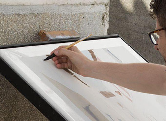 Pintando Pedroche