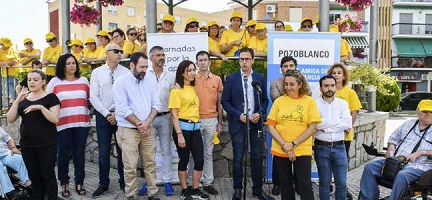 Las terceras jornadas por la discapacidad en Pozoblanco se centran en la sensibilización de los jóvenes