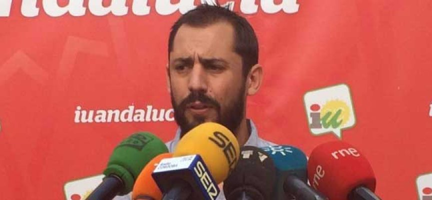 El hinojoseño Sebastián Pérez en los puestos de salida al Parlamento andaluz tras la votación interna de IU Córdoba