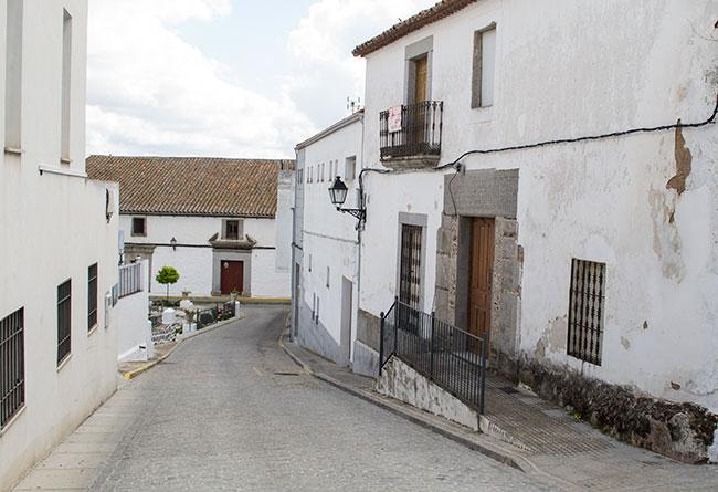 Antiguo ayuntamiento de Pedroche
