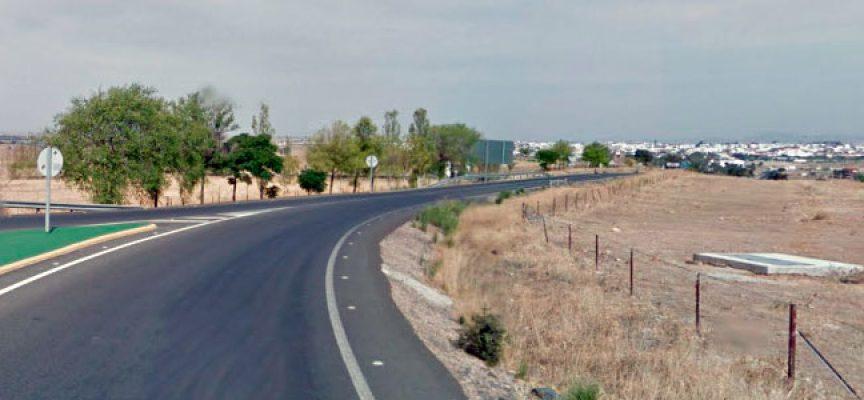 Cuatro heridos en un accidente de coche en Pozoblanco