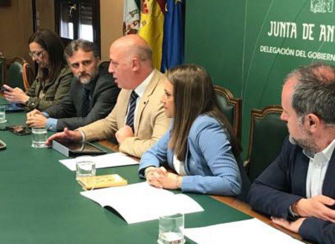 Medio Ambiente inicia la tramitación para  impulsar las conducciones de la presa de la Colada con el embalse de Sierra Boyera