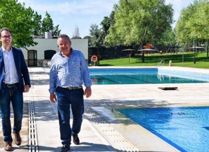 Las piscinas de Pozoblanco abren su temporada de verano con grandes mejoras