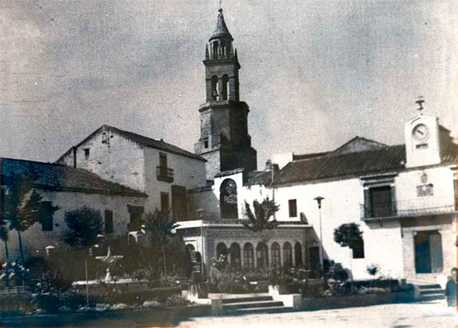 Plaza de Pedroche