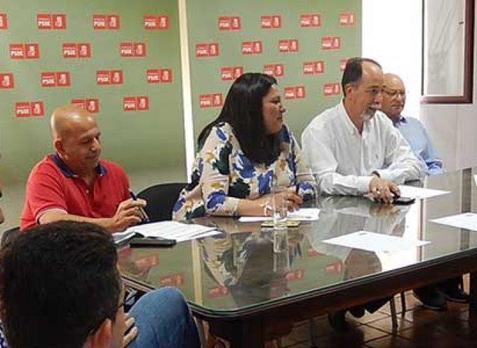 El PSOE valora que la Junta de Andalucía aborde la conexión de La Colada y Sierra Boyera