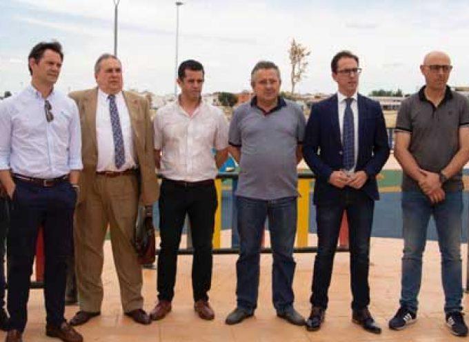 El Ayuntamiento de Pozoblanco recepciona el nuevo Plan Parcial Residencial PPR2-A