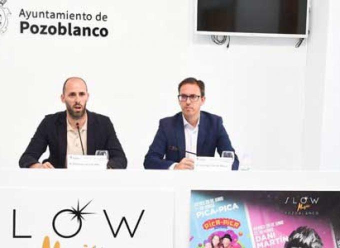 El sector privado incrementa su implicación en el Slow Music Pozoblanco y los hoteles ya están completos