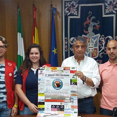Cruz Roja espera superar los resultados del pasado año en la segunda edición del Grand Prix Colodro