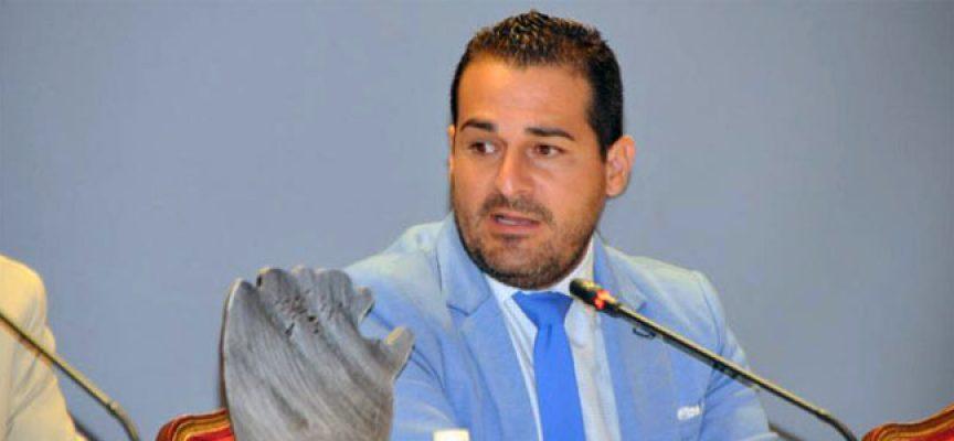 El pozoalbense Pablo Lozano, presidente de la Real Federación Andaluza de Fútbol