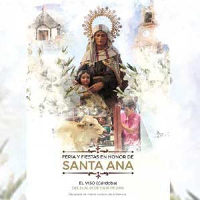 La becerrada para las Fiestas de Santa Ana de El Viso
