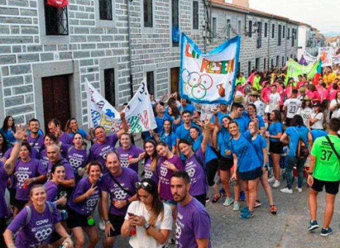 Las Olimpiadas Rurales de Los Pedroches, una batalla por el 'Trono de los Juegos'