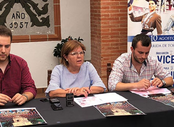 Villanueva de Córdoba se prepara para el inicio de su Feria