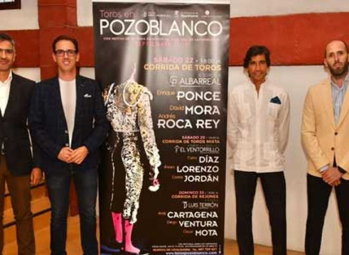 El debut de Roca Rey y el regreso de Diego Ventura conforman una Feria de Pozoblanco que reúne lo mejor de la temporada