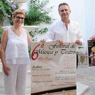 Arranca este fin de semana el VI Festival de Música y Teatro de Dos Torres con la incorporación de la Orquesta de Córdoba