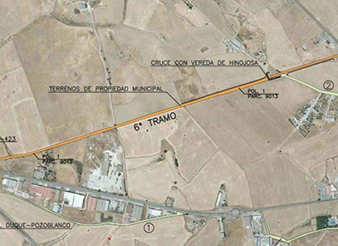 Se inician los trámites para la ejecución de la circunvalación de vías pecuarias en torno a Pozoblanco