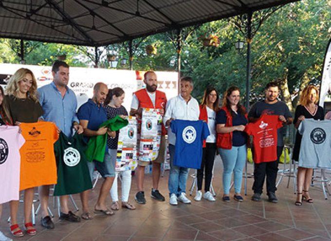Cruz Roja destinará los fondos obtenidos en el Grand Prix Colodro a programas de asistencia a mayores
