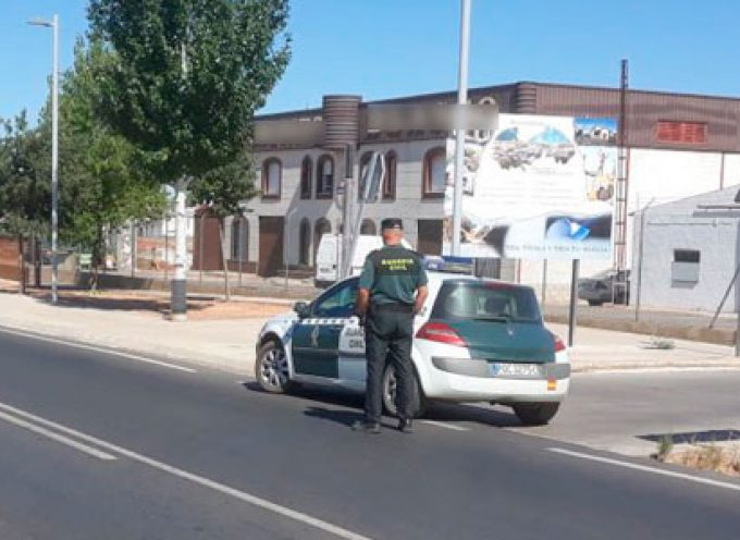 Detenida en Villanueva del Duque una persona como supuesta autora de siete delitos de robo con fuerza