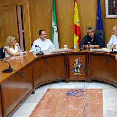 El Ayuntamiento de Hinojosa de San Vicente en el II Encuentro de las Hinojosas