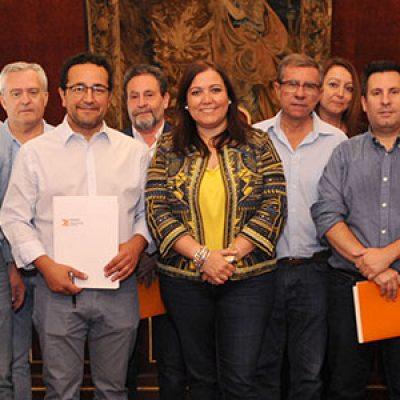 Iprodeco respaldará económicamente un estudio del GDR Los Pedroches sobre la generación de residuos ganaderos