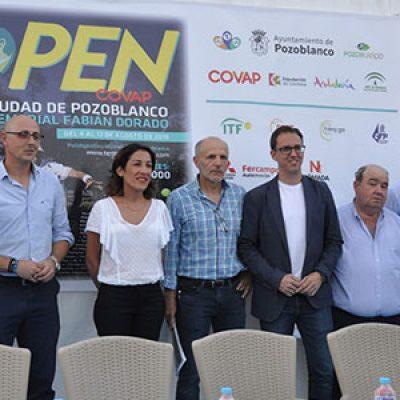 El Open Ciudad de Pozoblanco Covap – Memorial Fabián Dorado vuelve para recuperar el mejor tenis en Los Pedroches