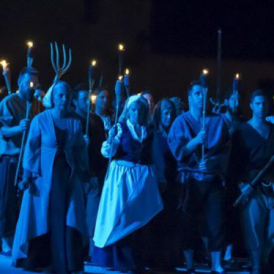 Se suspende la representación teatral 'Asonada', en Pedroche