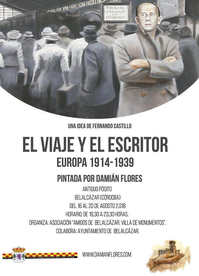 El viaje y el escritor. Europa 1914 - 1939