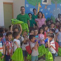 260 menores de Pozoblanco participan en los talleres de reciclaje que promueve Epremasa