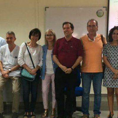 El Área Sanitaria Norte de Córdoba constituye el Plan Integral Operativo Local en Diabetes