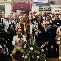 La XVIII Feria del Jamón Ibérico bate récord de asistencia de público