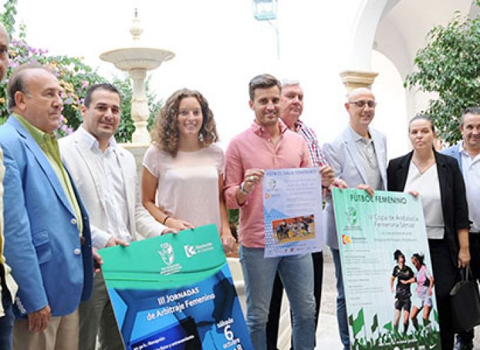 Pozoblanco e Hinojosa del Duque acogerán la IV Copa Andalucía Femenina Senior de Fútbol