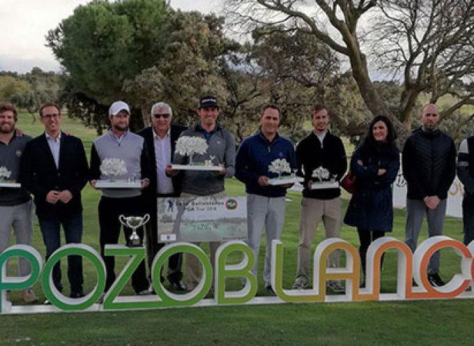 El I Campeonato PGA Seve Ballesteros de Pozoblanco logra una alta ocupación hotelera