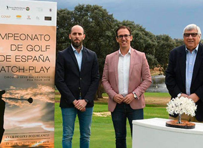 Se aspira a convertir el I Torneo PGA Tour Seve Ballesteros en una gran fiesta del golf