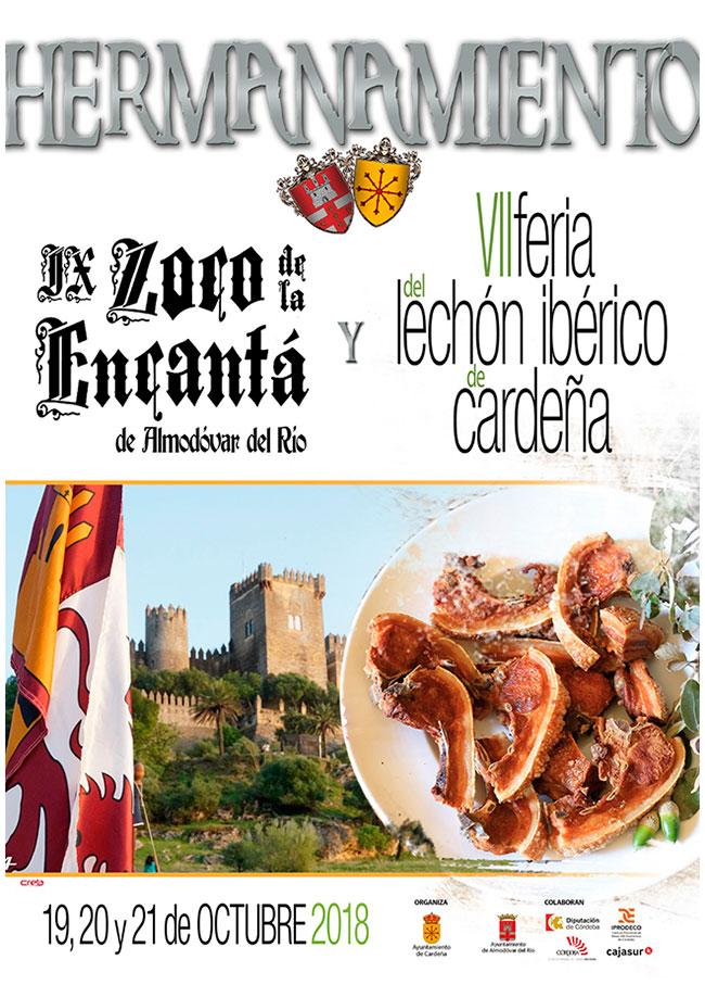 VII Feria del Lechón Ibérico de Cardeña