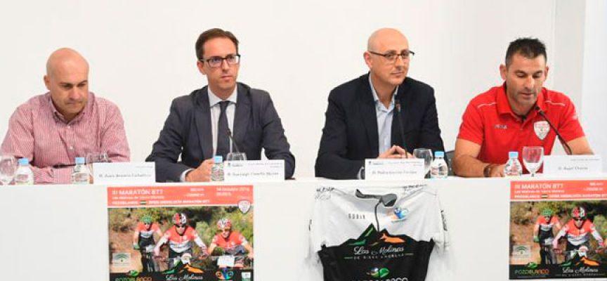 Unos 250 ciclistas participarán en el III Maratón BTT Las Molinas de la Sierra