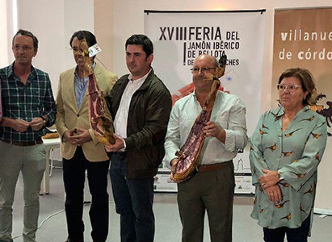 Señorío de Los Pedroches gana la Encina de Oro al Mejor Jamón de la DOP Los Pedroches
