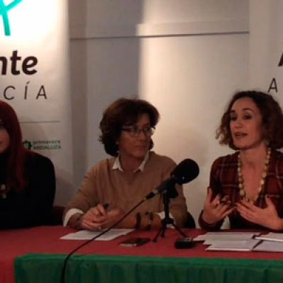 Adelante Andalucía reivindica en Pozoblanco el feminismo