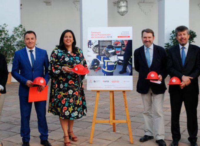 El Consorcio de Bomberos participa en la Semana de la Prevención de Incendios con actividades en Pozoblanco