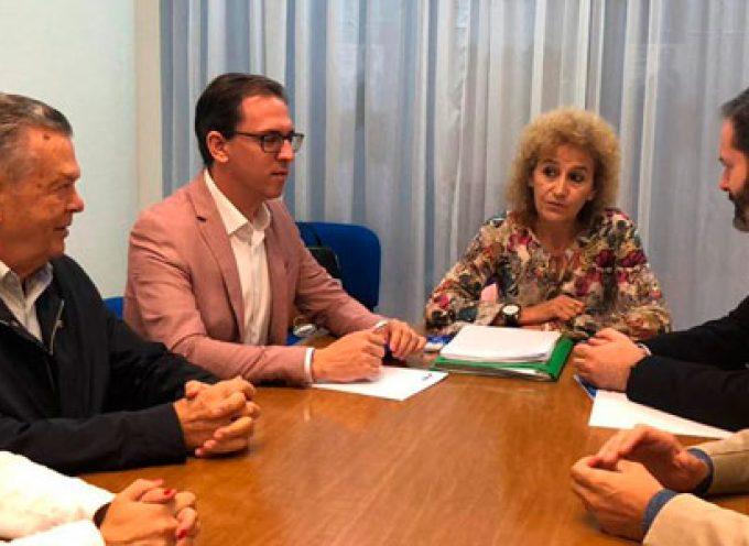 El PP muestra su apoyo a la Plataforma para las Personas Mayores y la Dependencia de Los Pedroches