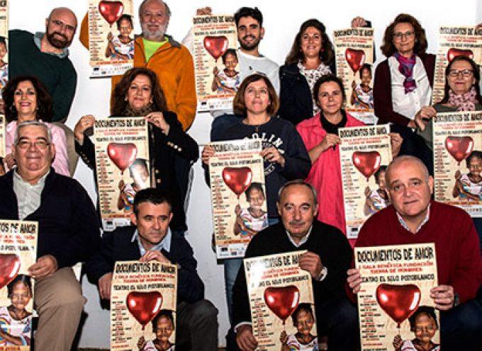 La Fundación Tierra de Hombres organiza la I Gala Benéfica 'Documentos de Amor' en Pozoblanco