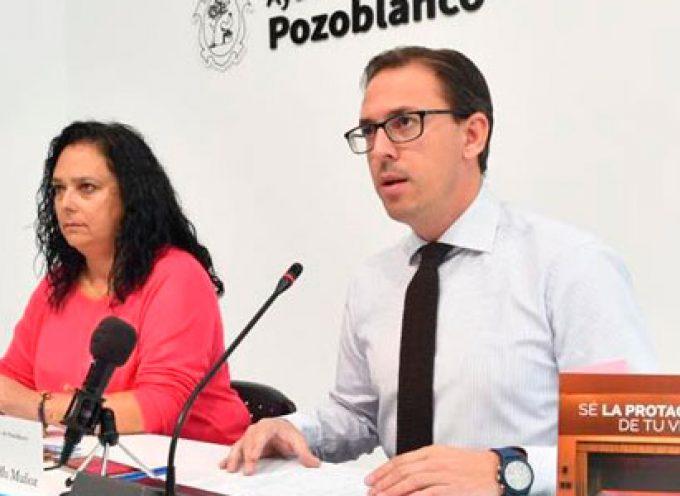 Representaciones teatrales centran la campaña de Igualdad del Ayuntamiento de Pozoblanco para el 25N
