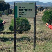 Ciudadanos muestra su preocupación por el deterioro del enclave medioambiental 'Finca la Zarza', de Hinojosa del Duque
