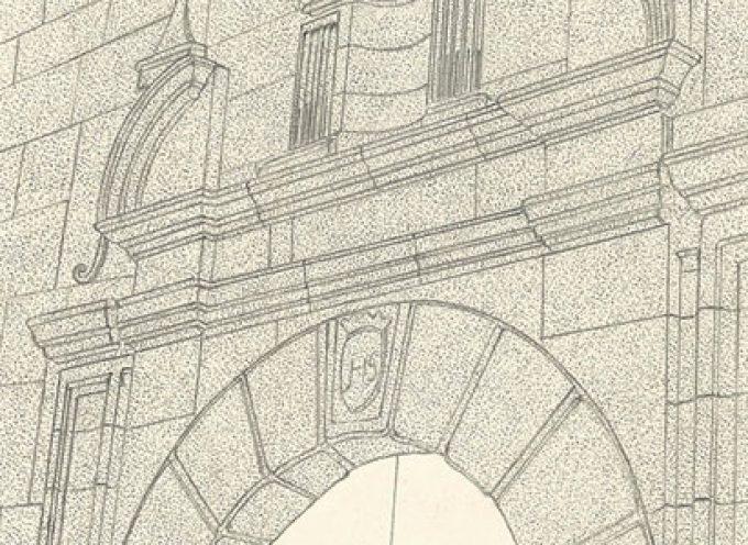 Se presenta en Pozoblanco 'La Piedra Dibujada' junto a una exposición de dibujos sobre arquitectura de Los Pedroches