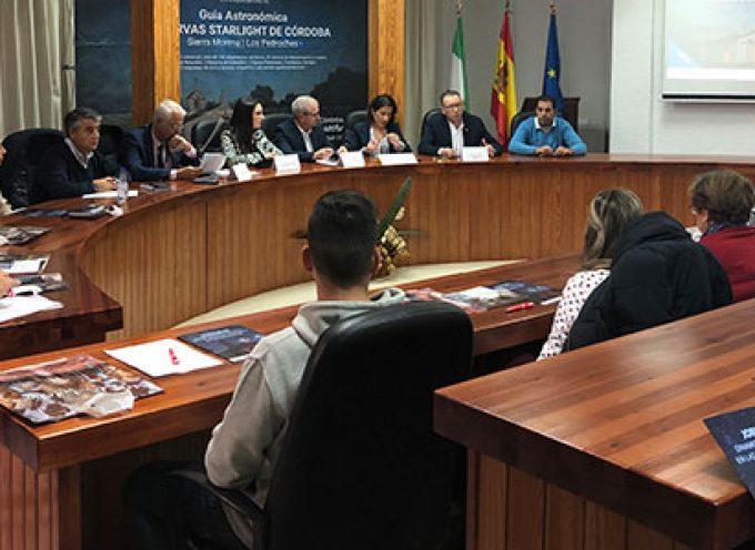 La Mancomunidad de Los Pedroches acoge unas jornadas de dinamización turística de las reservas Starlight