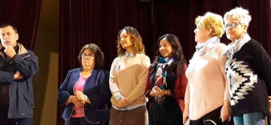 La asociación Almajara, de Villaralto, analiza la violencia de género con el documental 'Conocer para sentir y actuar'