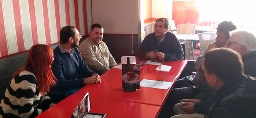 Adelante Andalucía se compromete a 'defender las reivindicaciones de los artesanos de Los Pedroches'