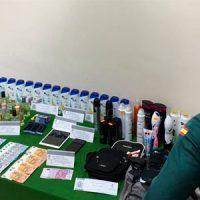 Detenidas dos personas e investigada otra en Pozoblanco como supuestas autoras de siete delitos de hurto