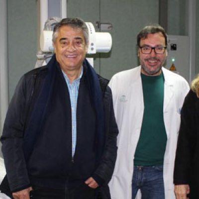 La Delegada Territorial de Igualdad, Salud y Políticas Sociales visita Hinojosa del Duque
